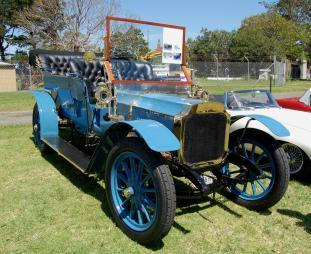 1908 Vauxhall
