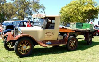 1922 DODGE SEMI TRUCK