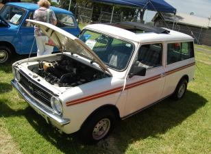 Clubman Estate